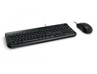 Microsoft Wired Desktop 600 USB Port PL/RO Hdwr Black