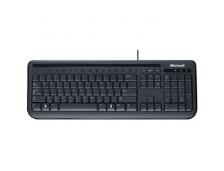Microsoft Wired Keyboard 400 USB For Business AZERTY