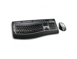 Microsoft Wireless Laser Desktop 6000 French