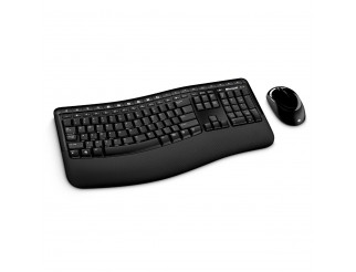 Клавиатура MICROSOFT Wireless Comfort Desktop 5000