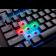 Клавиатура CORSAIR K68 RGB, Backlit RGB LED, Cherry MX Red